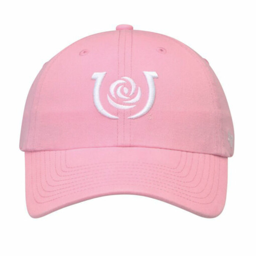 Kentucky Derby Rose Logo Clean Up Adjustable Hat