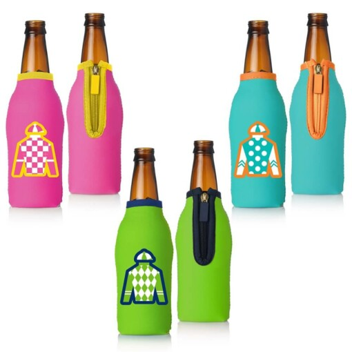 Derby Bottle Coolies