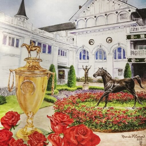 2019 Official 145th Kentucky Derby Poster