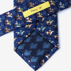 Pony Up Tie