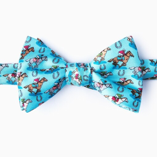 Pony Up Bow Tie