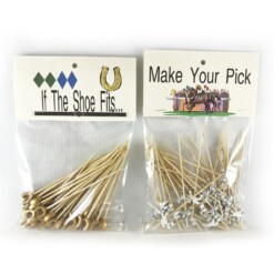 Eco-friendly Bamboo Sandwich & Hors d'oeuvre Picks