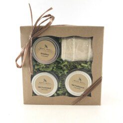 Candle Gift Set For Bourbon Lover