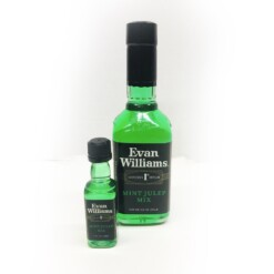 Evan Williams Mint Julep Mix Bottle