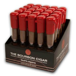 The Bourbon Cigar By Ted's - 6x50