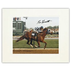 Secretariat Flying