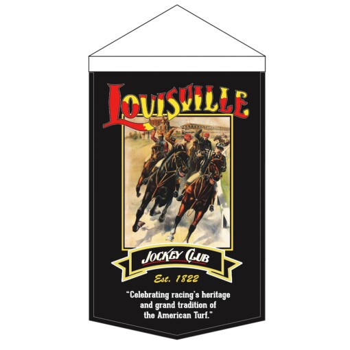 Louisville Jockey Club Banner