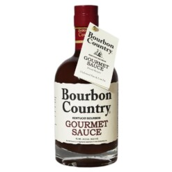 Bourbon Country Gourmet Sauce - 14.3 Oz.
