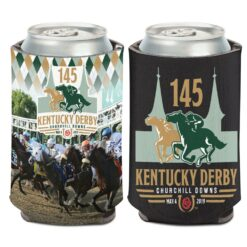 145th Kentucky Derby Official Collapsible Can Holder