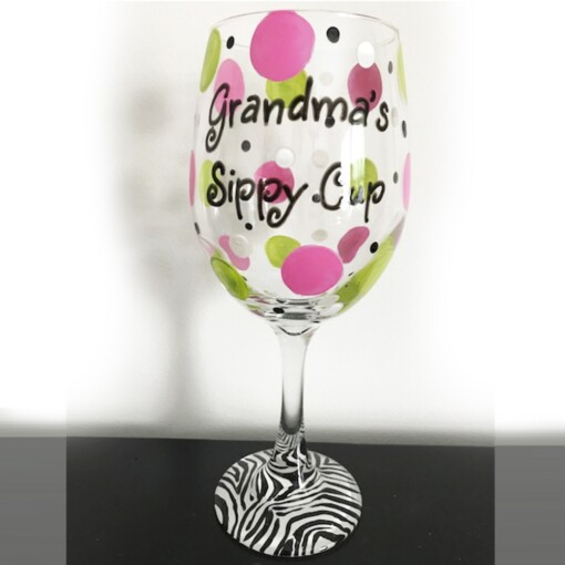 Grandma's Sippy Cup
