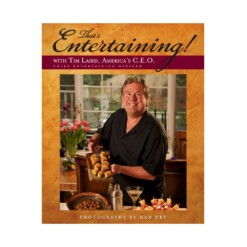 That's Entertaining! with Tim Laird Book
