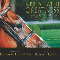 A Brush with Greatness Book