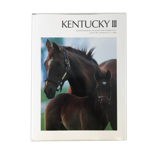 Kentucky lll Book