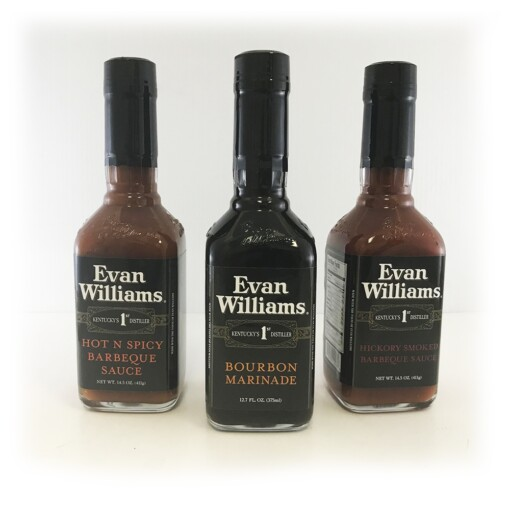 Evan Williams Barbeque Sauce