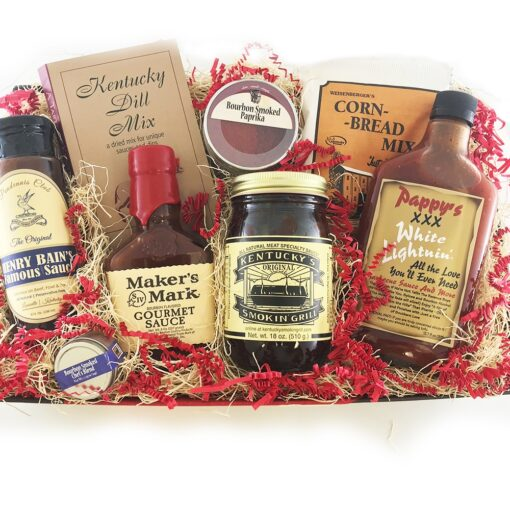 BBQ Champion Gift Basket