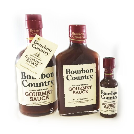 Bourbon Country Gourmet Sauce