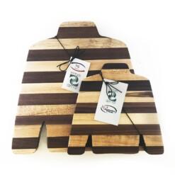Appalachian Mountain Crafts Jockey Silk Cutting Board