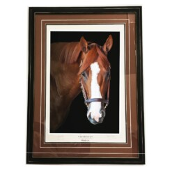 Justify art framed by Doug Prather