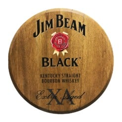 Bourbon Barrel Head Jim Beam - Black Label