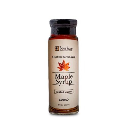 Bourbon Barrel Aged Maple Syrup