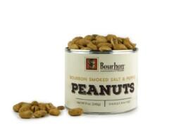Bourbon Smoked Salt & Pepper Peanuts