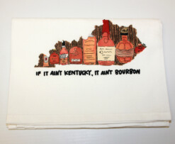 Bourbon Kitchen Towel