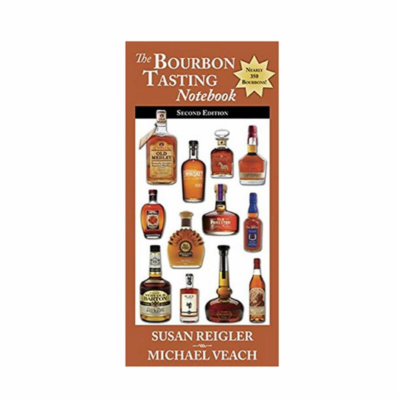 The Bourbon Tasting Notebook